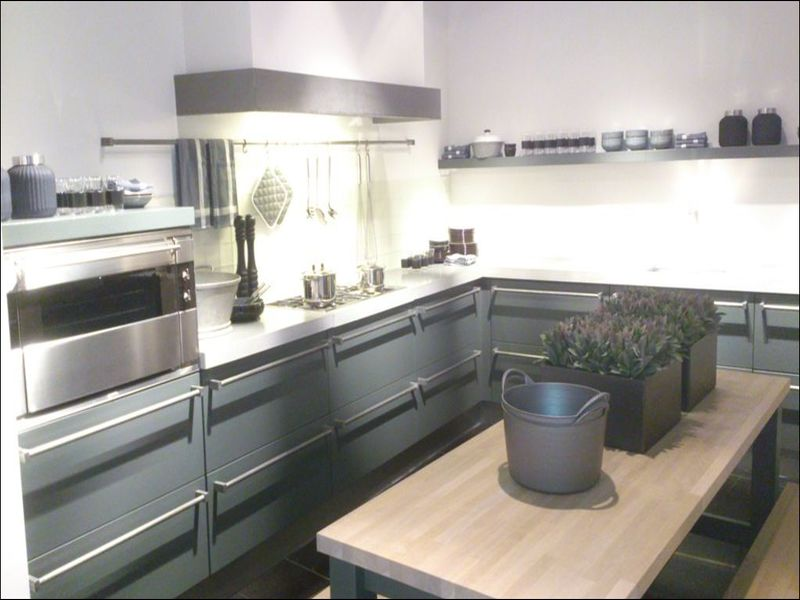 Barletti Keukens Showroom