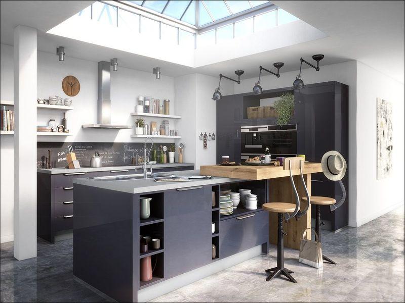 Keuken Industriele Look