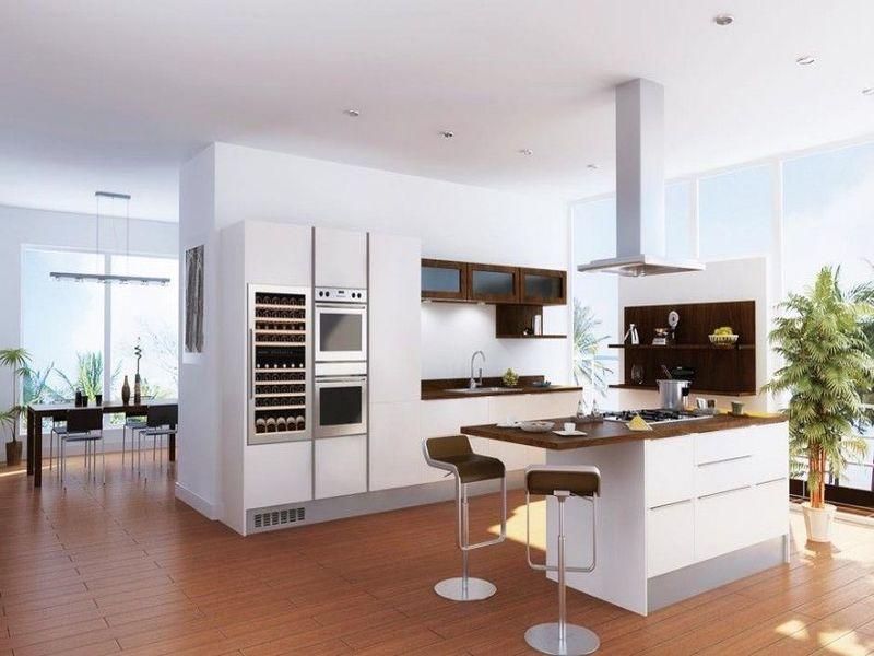 wijnkast inbouw keuken