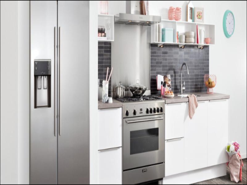 Image for Keuken Met Amerikaanse Koelkast