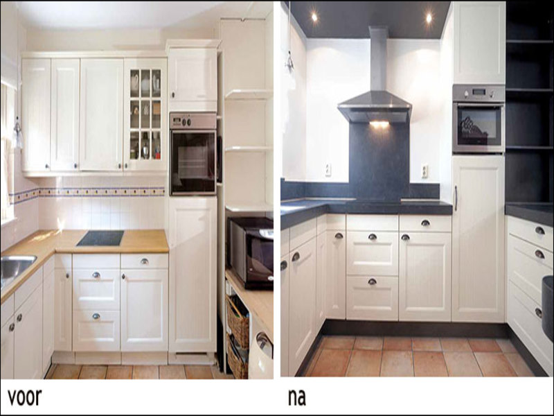 Image for Keuken Opknappen Tips