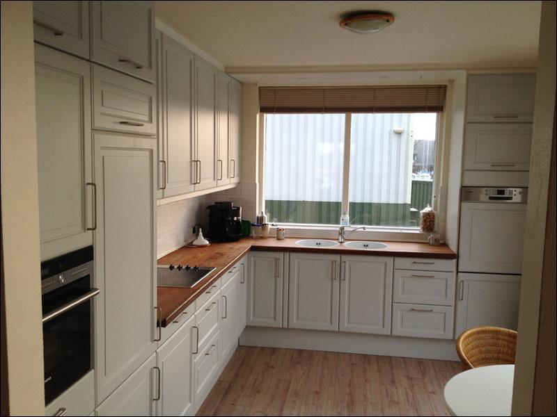 Keuken renoveren voorbeelden bestekeuken