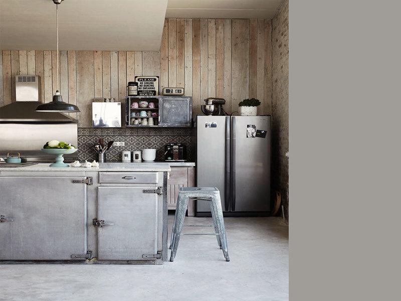 Klein Keuken Industriele : Kleine industriele keuken bestekeuken
