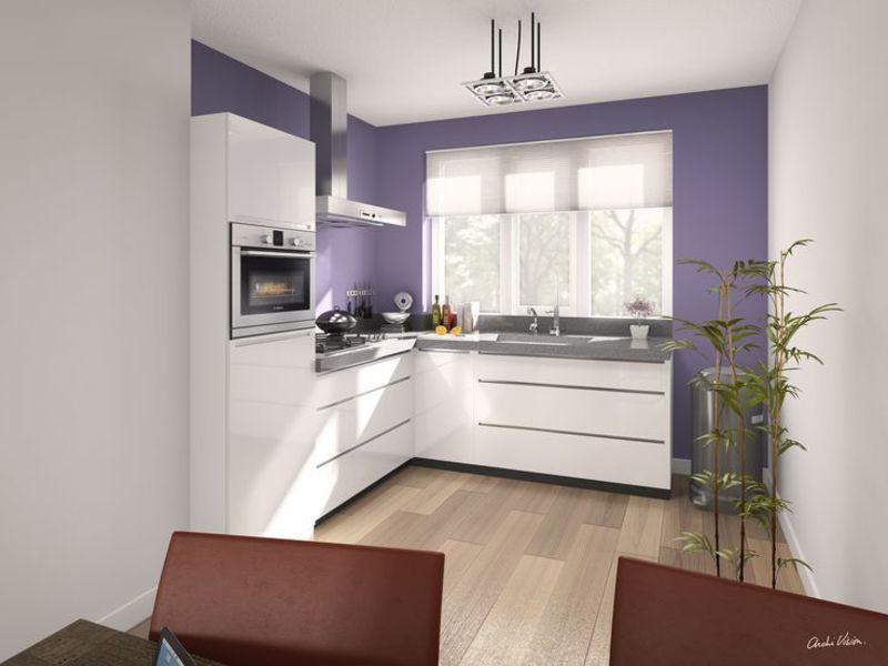 Image for Kleine Keuken L Vorm