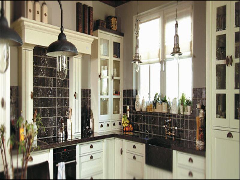 Image for Landelijke Keuken Gordijnen