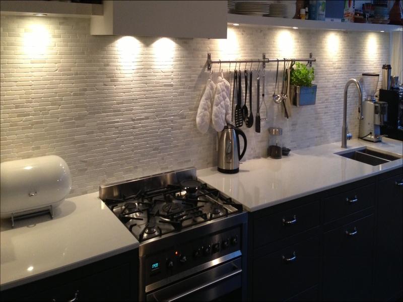 Image for Mozaiek Tegeltjes Keuken