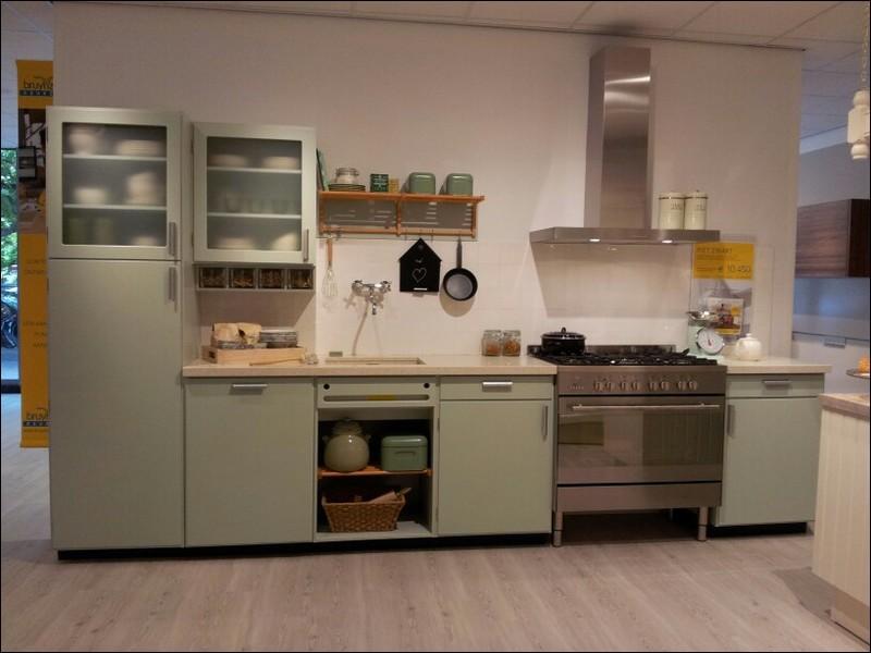 Image for Piet Zwart Keuken Retro