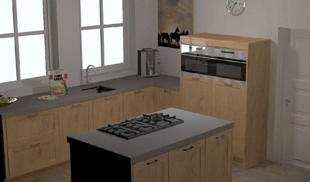 Ballerina keukens fronten for Keuken ontwerp programma downloaden
