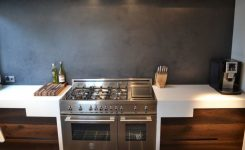 Betonstuc Keuken Achterwand