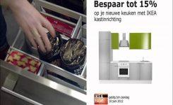 Ikea Kastinrichting Keuken