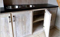 Keuken Van Steigerhout Zelf Maken