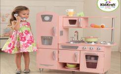 Kidkraft Roze Vintage Keuken