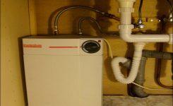 Water Boiler Keuken