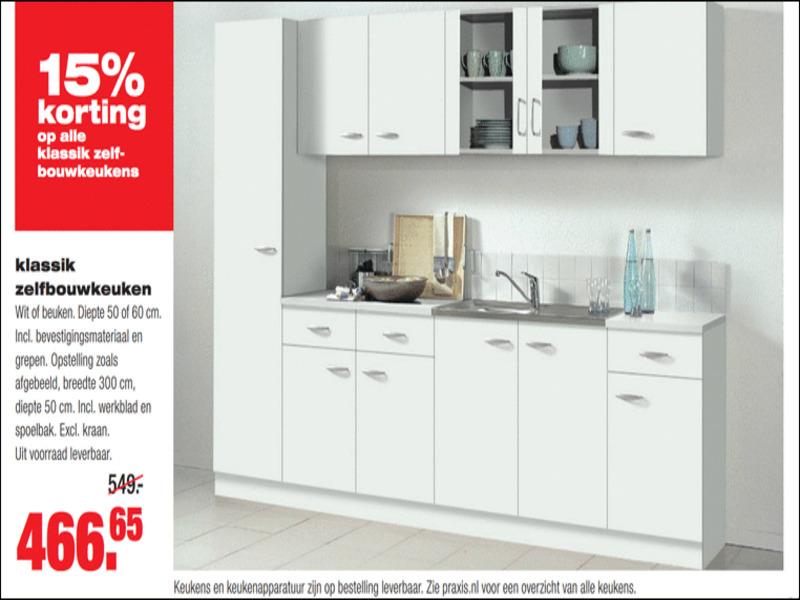 Image for Praxis Keukens Prijzen