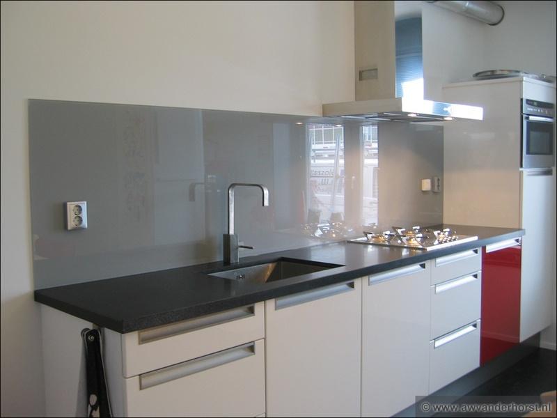 Glasplaat Keuken Ikea