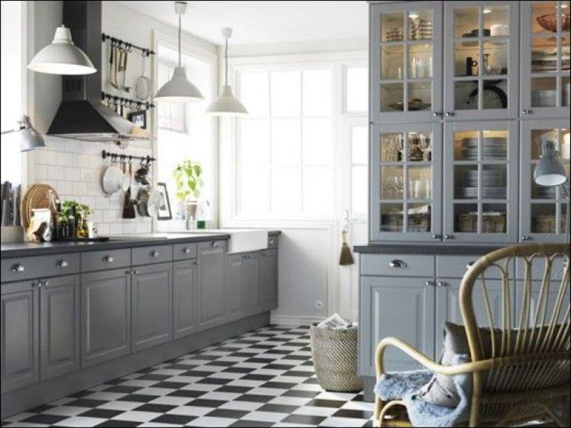 Grijze Keuken Ikea