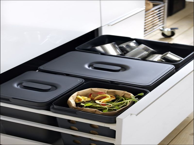 Ikea Afvalemmer Keuken