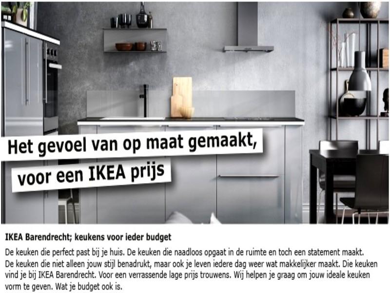 Ikea Keukenplanner Afspraak
