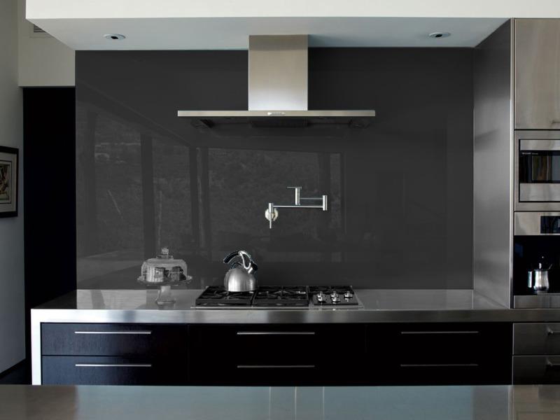 Ikea Rvs Achterwand Keuken