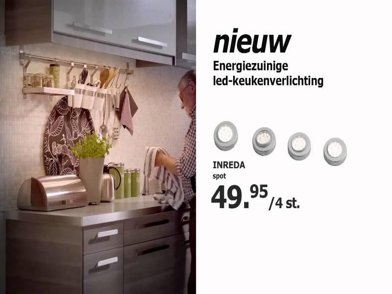 Onderbouw Verlichting Keuken Ikea