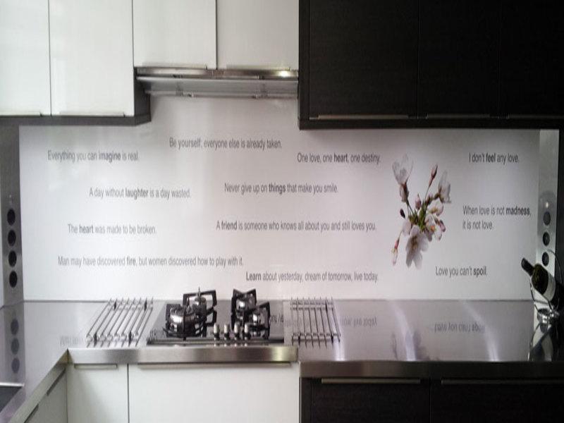 Achterwand Keuken Op Maat