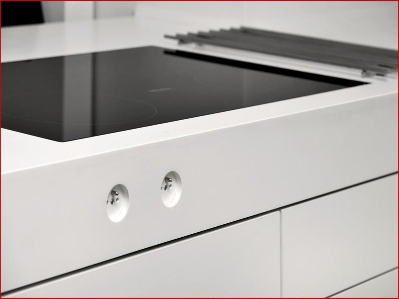 Inbouw Stopcontact Werkblad Keuken