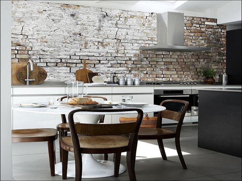 Keuken Behang Afwasbaar