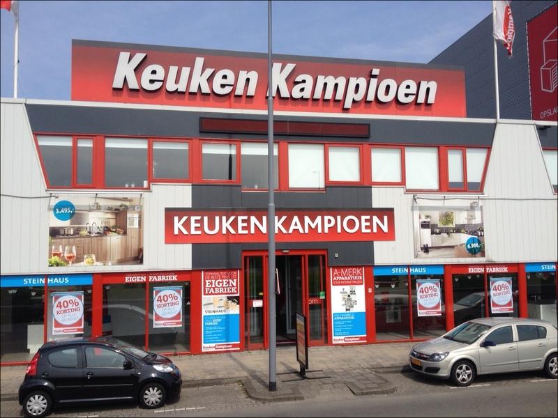 Keuken Kampioen Rotterdam Zuid