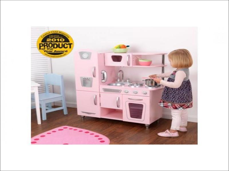 Kidkraft Keuken Roze