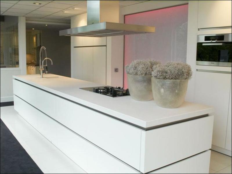 Mat Witte Keuken