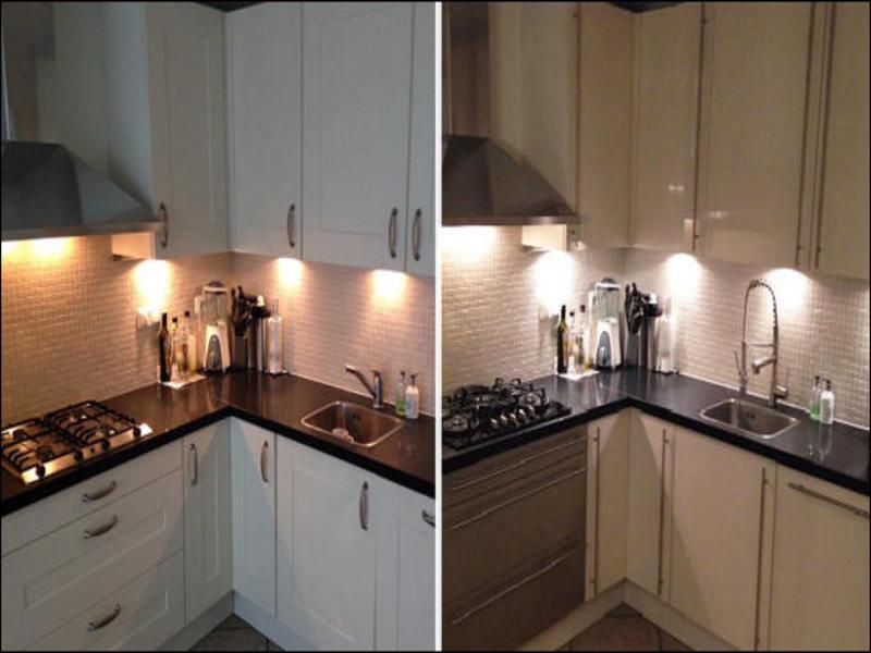 Nieuwe Deuren Keuken