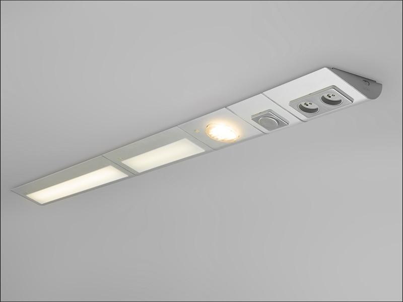 Onderbouw Verlichting Keuken Met Stopcontact