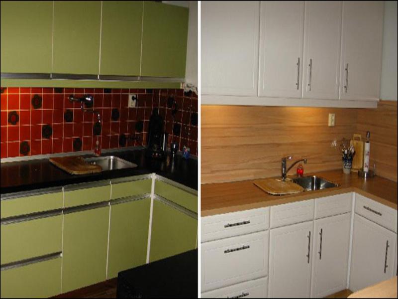 Oude Keuken Renoveren