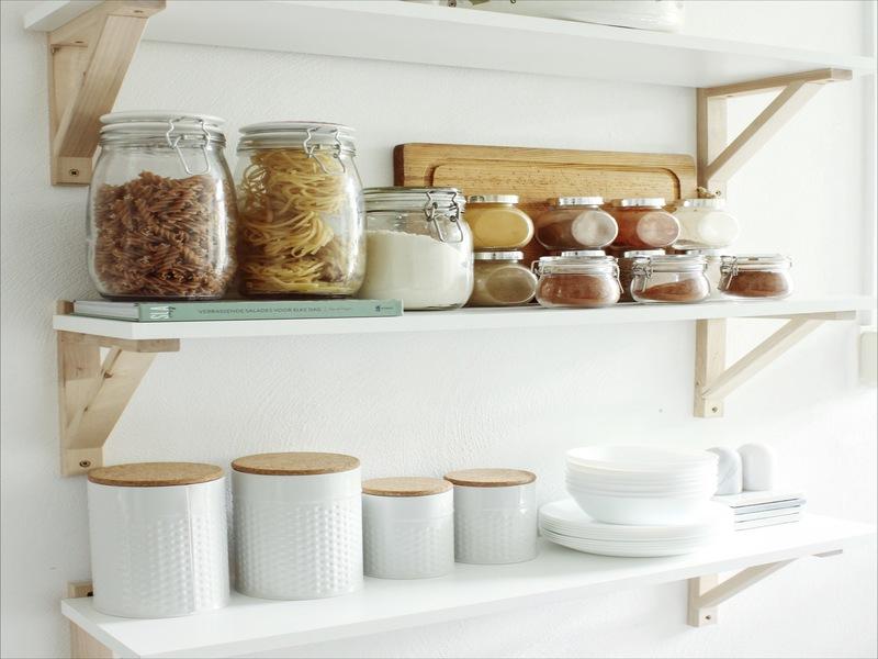 Planken In De Keuken