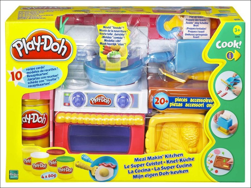 Play Doh Keuken