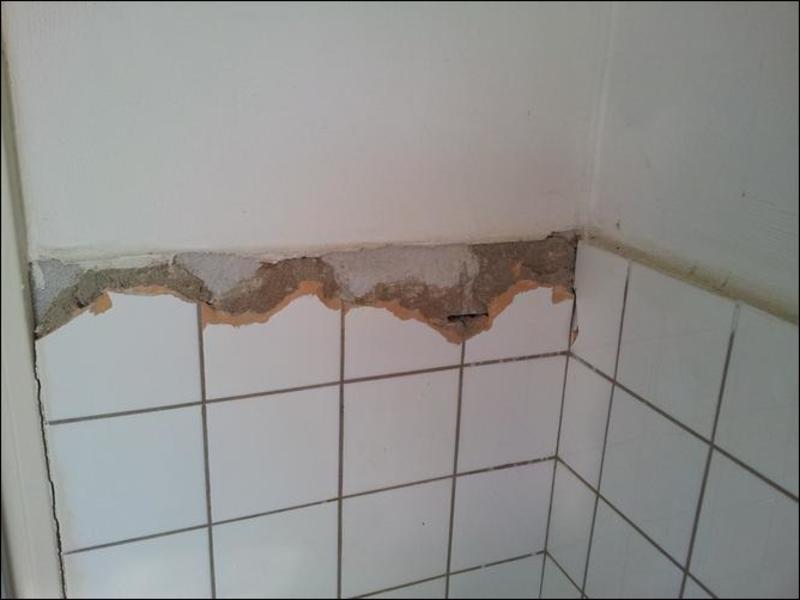 Wandtegels Verwijderen Keuken