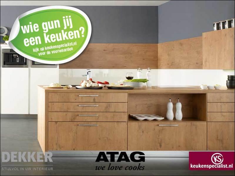 Win Een Nieuwe Keuken