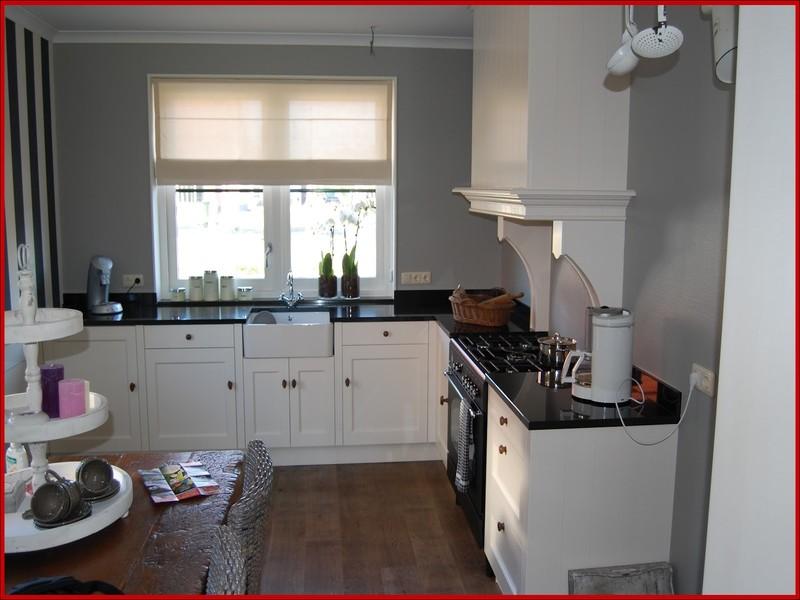 Witte Keuken Welke Kleur Muren