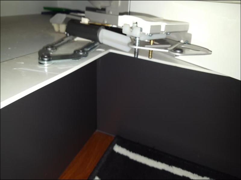 Draaicarrousel Keuken Repareren