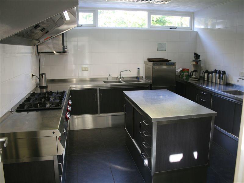 Inrichting Horeca Keuken