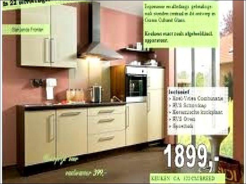 Keuken 2000 Euro