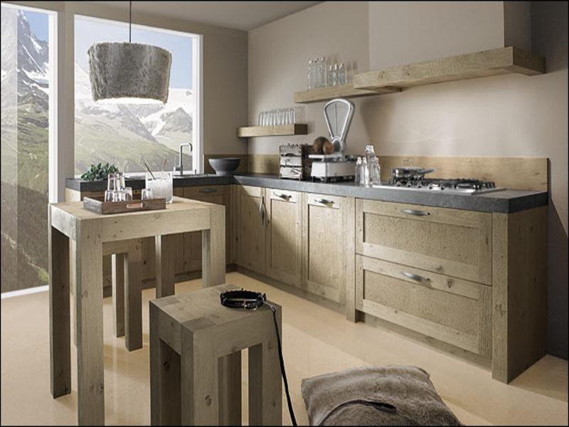 Keuken Maken Van Hout