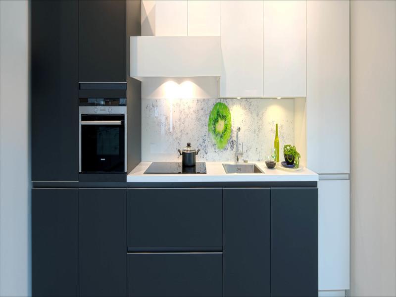 Keuken Rechte Opstelling 3 Meter