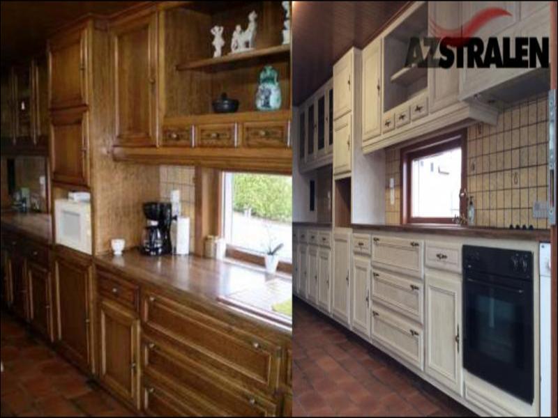 Keuken Zandstralen Prijs