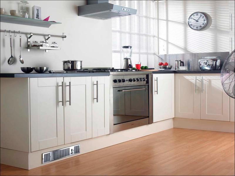 Kickspace Verwarming Keuken