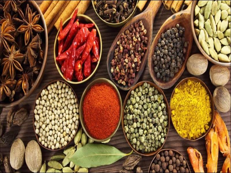Kruiden Indiase Keuken