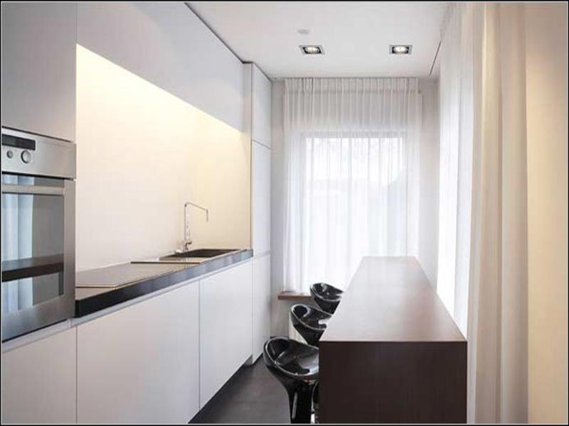 Lange Smalle Keuken