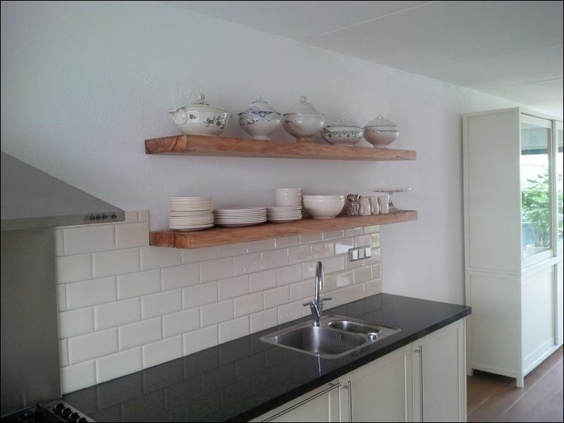 Plank Voor Keuken