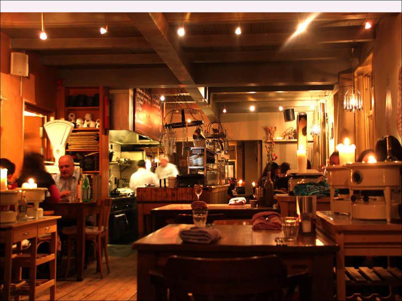 Restaurant De Open Keuken Beverwijk