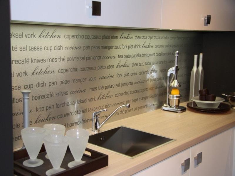 Spat Achterwand Keuken